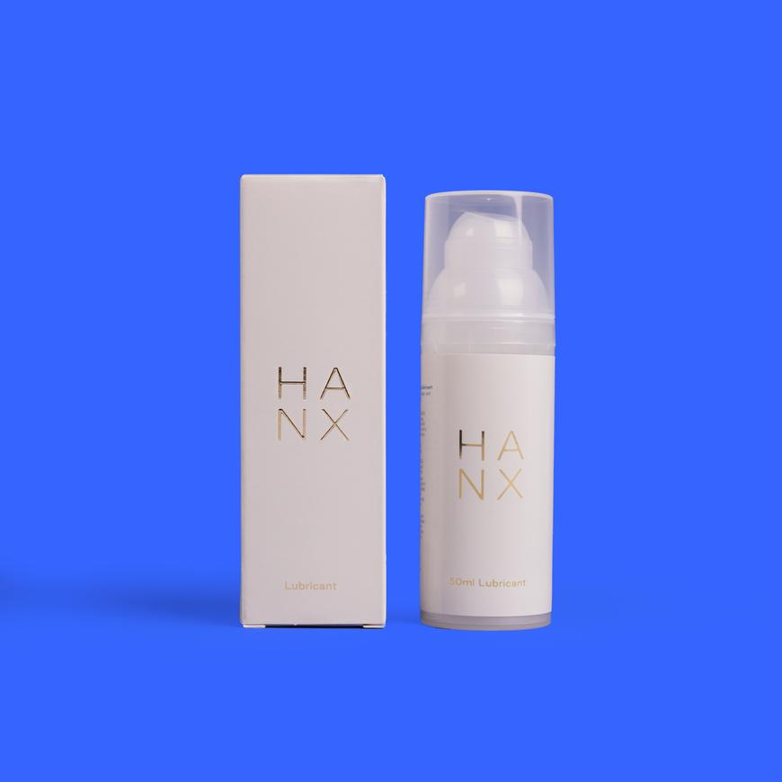 Hanx Lubricant - sustainable christmas gifts