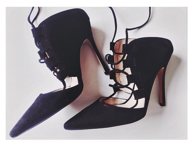 CURRENTLY OBSESSED: TOPSHOP GILLIAN GILLE COURT SHOE