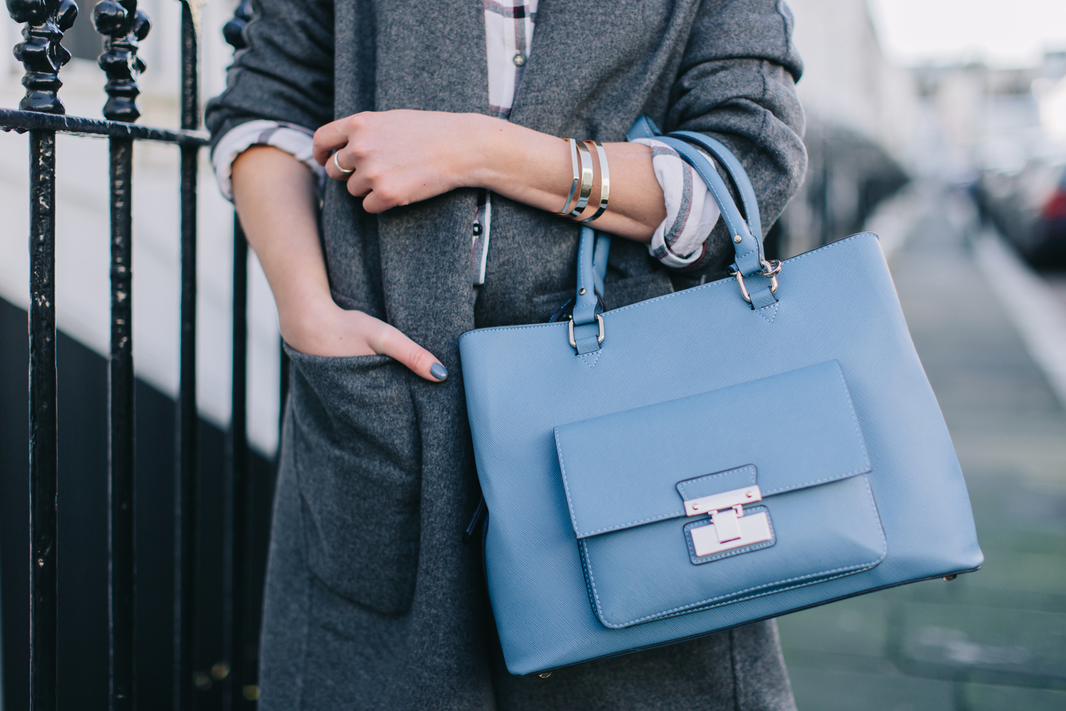 A CASE OF THE STYLE BLUES