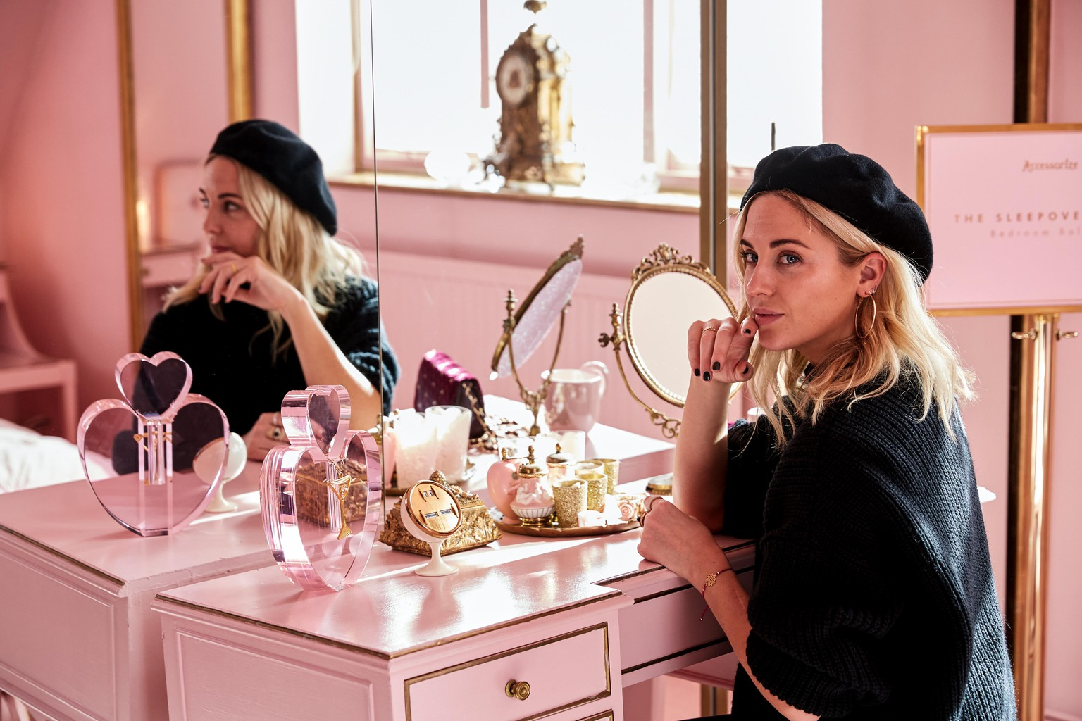 A DAY IN THE LIFE: GIRL CHAT & ACCESSORIZING FOR AUTUMN