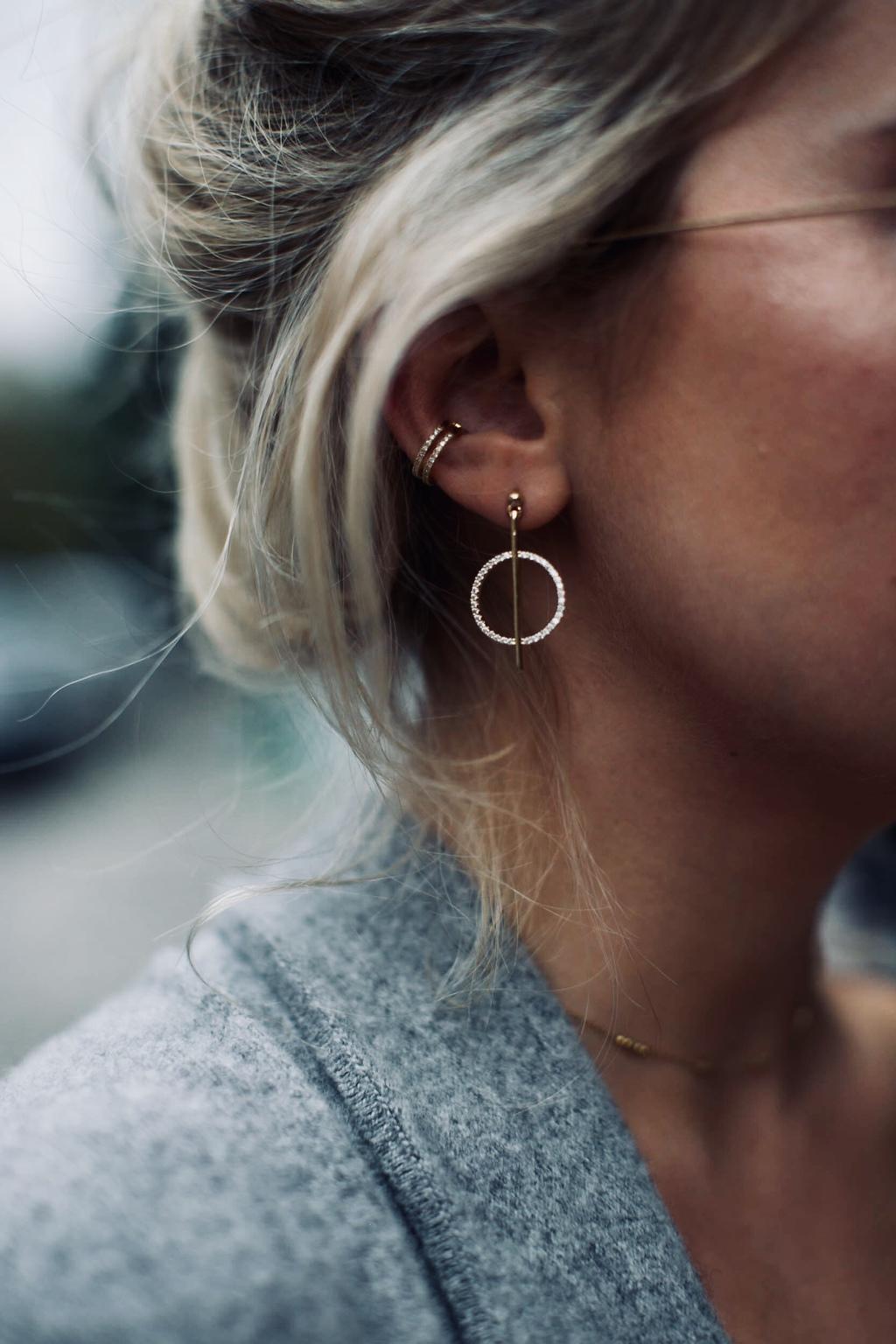 HOW TO WEAR & STYLE EAR JEWELLERY + 25% OFF!